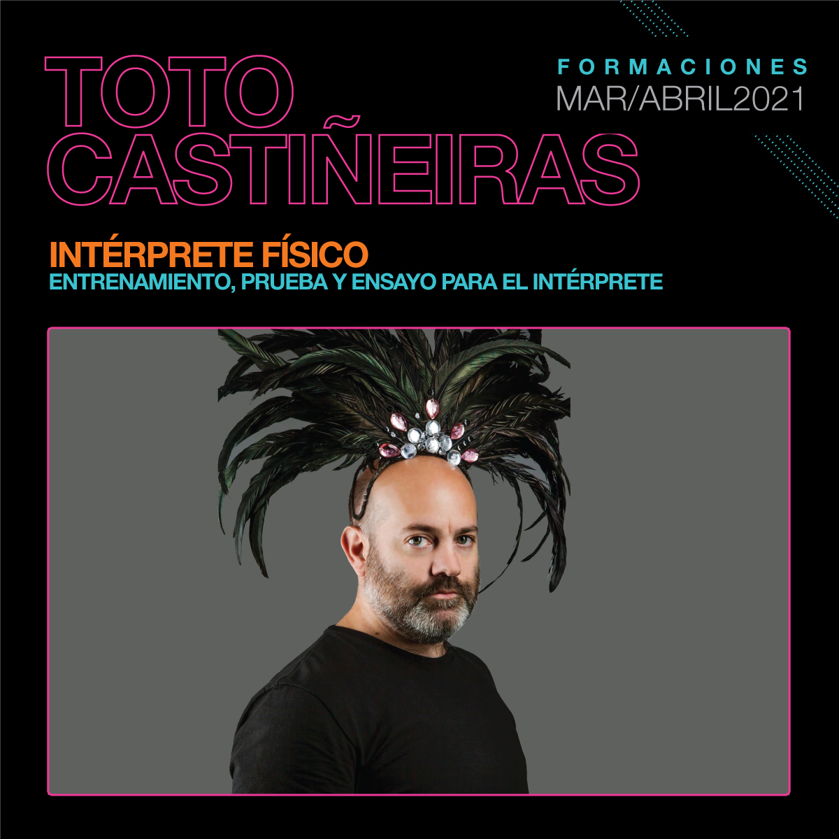 Clases Toto Castineiras planta inclan