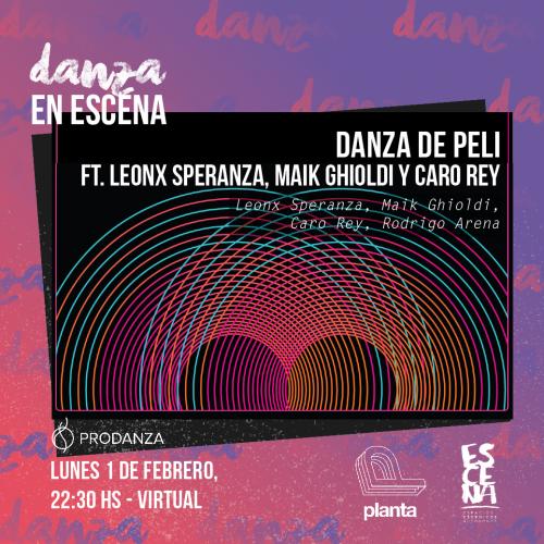 Danza en Escena - dANZA DE PELI
